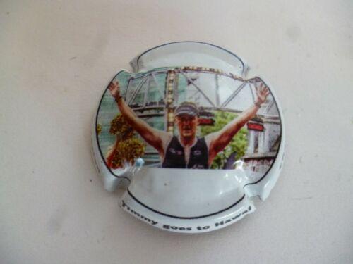Timmy Goes triathlon Hawaï 218//360 victorieux capsule VEZIEN Marcel N°92c