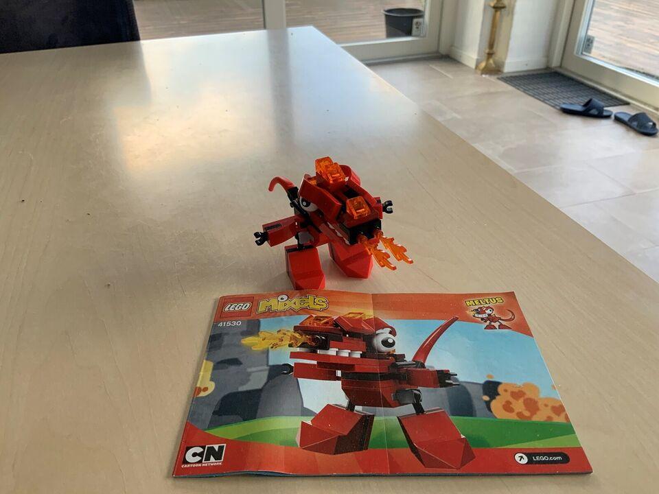 Lego andet, MIXELS