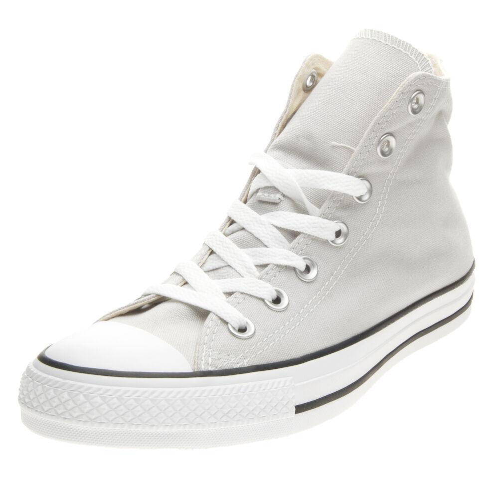 zapatos Converse Chuck Taylor All Star Hi 151170C gris