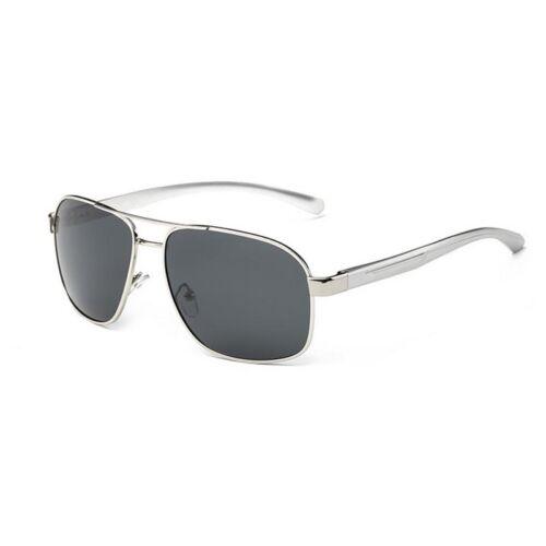 Mens Aluminum Polarized sunglasses Driving glasses Outdoor sports UV400 Eyewear
