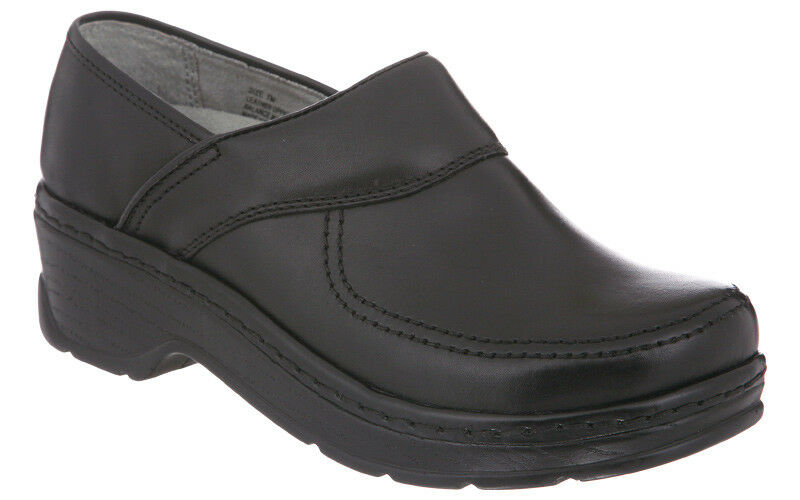 Klogs Sonora - Mens - Women Clogs Black Smooth - 8.5 Medium