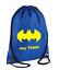 Personalised-Drawstring-Bag-BATMAN-School-Gym-PE-Kit-Sport-Boys thumbnail 3