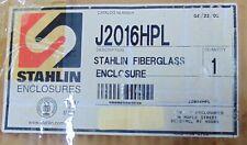 Robroy J2016hpl Stahlin J2016hpl Nos 4x Enclosure