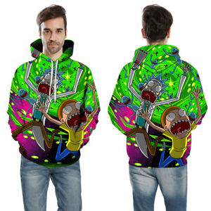 Women-Men-Rick-and-Morty-Funny-3D-Print-Casual-Hoodie-Sweatshirt-Pullover-Jumper