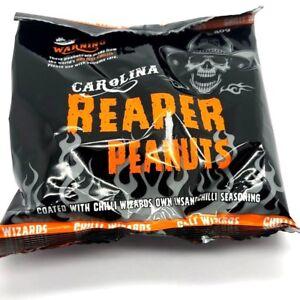 Carolina-Reaper-Chilli-Peanuts-80g-The-Hottest-TOP-Chili-Pepper-In-The-World