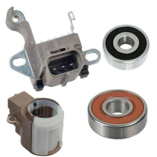 Alternator Rebuild Kit; Regulator Brushes /& Bearings Alternator 2009 10 F150 4.6