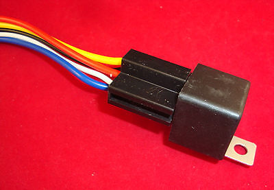 Rostra 250-3592 Dash Mount Cruise Control Switch w Engaged LED Relay /& Harness