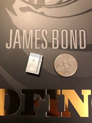 Big Chief Studios James Bond Goldfinger Tracking Chips x 2 loose 1//6th scale