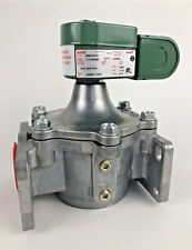 Asco Redhat Jb8214270 Solenoid Valve 1 12 In Volts 12060 11050 Fuel Gas 5psi