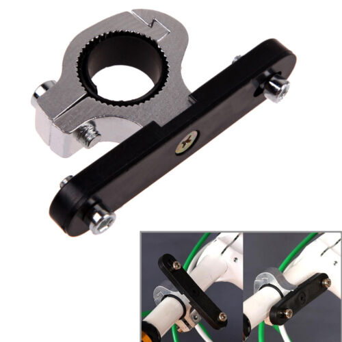 Bicycle Cycling Water Bottle Cage Holder Clamp Clip Handlebar Bracket Mount Rack