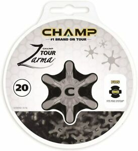 Champ-Zarma-Tour-PINS-Golf-Spikes-20-Pack-Free-Shipping