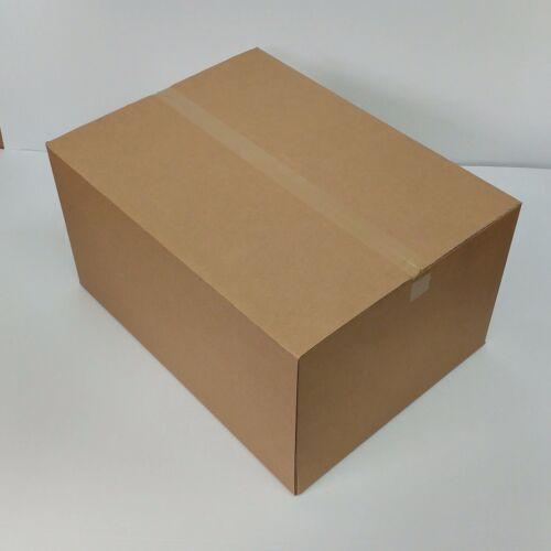10 Faltkarton Faltschachtel 790x590x500mm 2-wellig