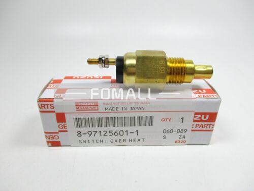 1PCS 8-97125601-1 For Isuzu  Original Hitachi EX200-5  Water Temperature Sensor