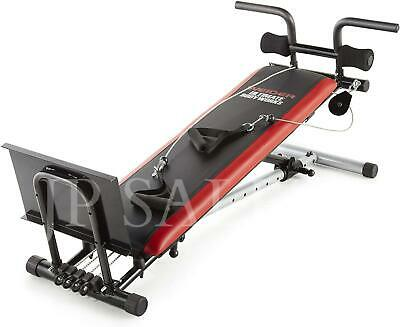 total gym exercise trainer equipment body weight strength