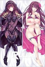 Anime Dakimakura PillowCase Fate/Grand Order Scathach SA079(150*50cm-Peach Skin)