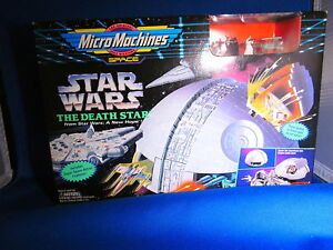 Star Wars Micro Machines Espace La Mort