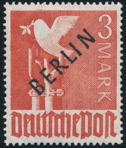 BERLIN-MiNr-19-XI-sauber-ungebraucht-Fotobefund-Schlegel-Mi-2000