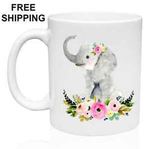 Sweet-baby-Elephant-Coffee-Tea-Gift-Mug-11oz