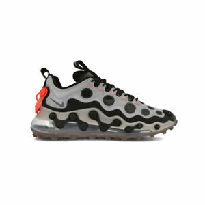 Nike Air Max 720 ISPA Metallic Silver Black CQ6278-001 Men's SZ 7-13 Brand New