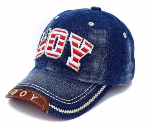 TOP BOY Baby Baseball Caps kids Snapback Hip Hop Cap Boys Girls Summer Sun Hats