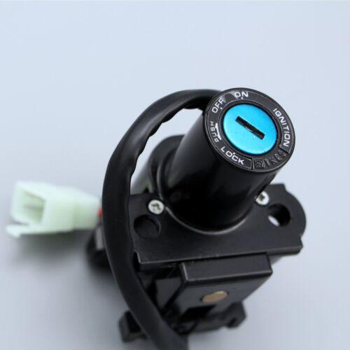 For Honda CBR1000RR 04-07 CBR600RR Ignition Switch Lock Fuel Gas Cap Key Set