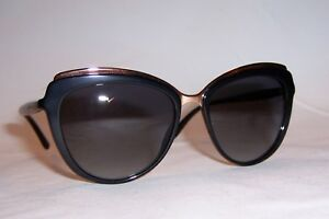 ba3809bd8 NEW DOLCE & GABBANA SUNGLASSES DG 4304 501/8G BLACK/GRAY AUTHENTIC ...