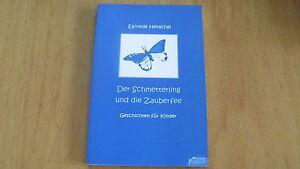 Der-Schmetterling-und-die-Zauberfee-von-Elfriede-Henschel-Signiert