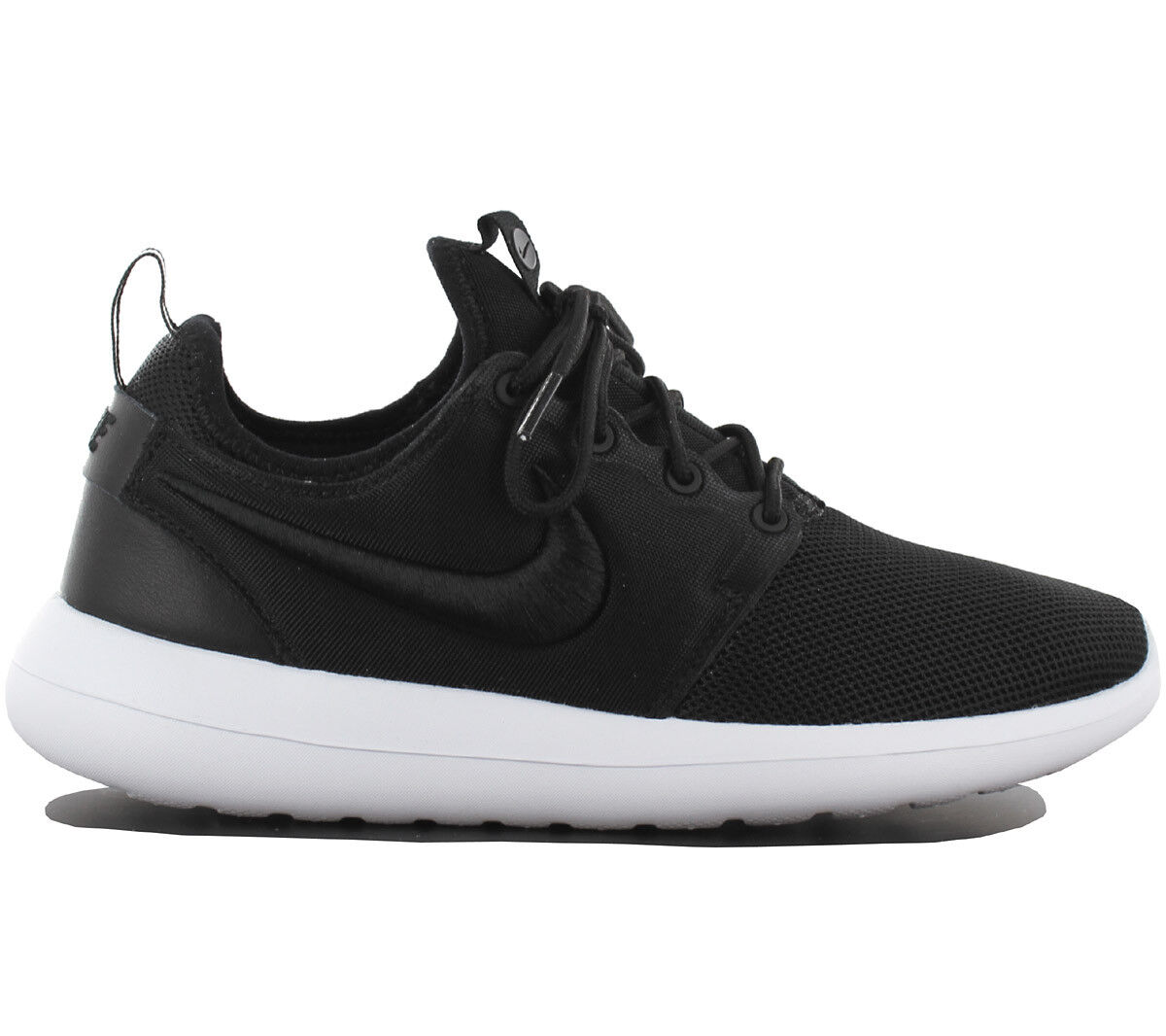 Nike Wmns Roshe Two Nero Br Breathe Scarpe Sneaker Nero Two One Run 896445-001 7052b0