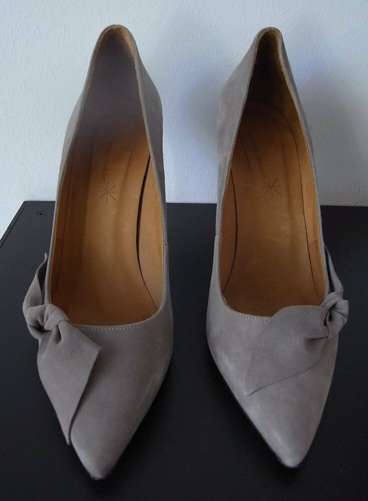 Musthave  ISABEL MARANT Poppy Pumps Taupe Gr. 40