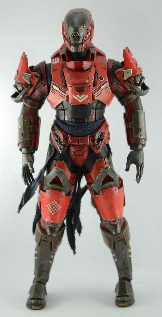 ThreeA ThreeZero 1 6 Scale Destiny Titan Figure - Head + Body set