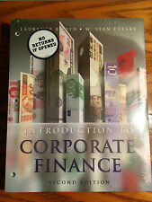Introduction to Corporate Finance + Online Access Code