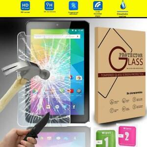 Details about Tablet Tempered Glass Screen Protector Cover For 7