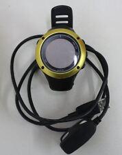SUUNTO Ambit 2S Black & Gold GPS Watch w Heart Rate Monitor & Suunto Apps