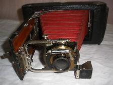 Kodak No 3-A Folding Pocket Camera Model B-4 nice condition Canadian Kodak