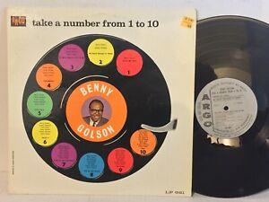 Benny-Golson-Take-A-Number-From-1-To-10-EX-ARGO-MONO-DG-Cedar-Walton-SahibShihab