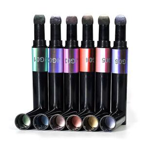 Chrome Pigment Sticks Stift Nailart Nageldesign Glitzer viele Farben zur Auswahl