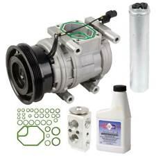 For Pontiac GTO 2004 2005 2006 OEM AC Compressor w//A//C Repair Kit BuyAutoParts 60-81334RN NEW