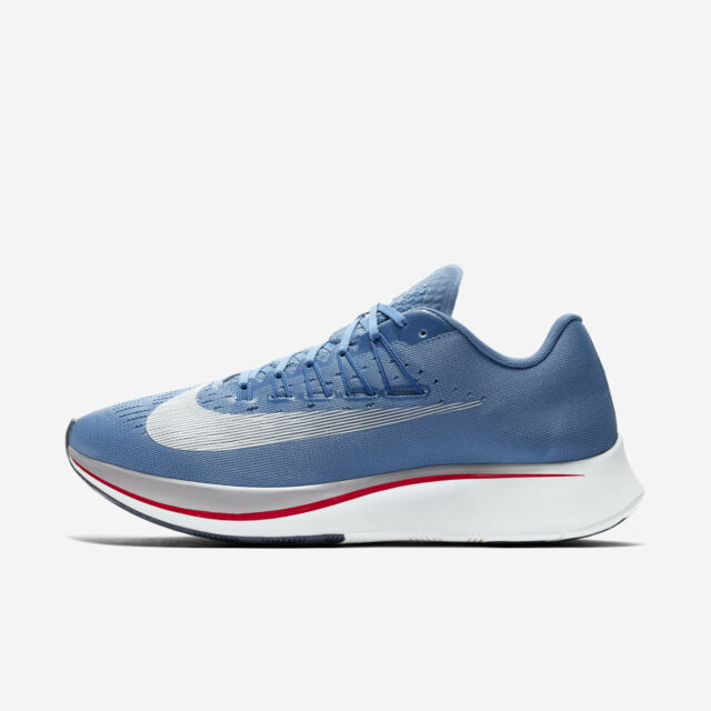 3cbd2ea33378 Mens Nike Zoom Fly Sz 7 Aegean Storm Summit White 880848-402 FREE SHIPPING
