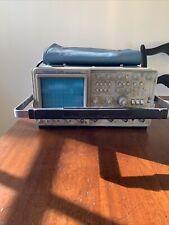 Tektronix 2465 300mhz 4 Channel Oscilloscope Tested