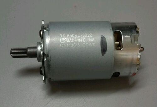 DEWALT N076006 MOTOR /& PINION FOR IMPACT DRIVER