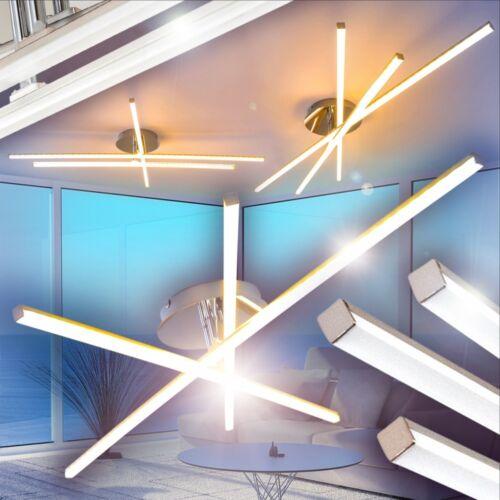 Luxus Decken Leuchten LED Wohn Schlaf Zimmer Lampen Flur Beleuchtung verstellbar