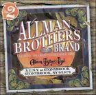 Allman Brothers Band Suny at Stonybrook 9 19 71