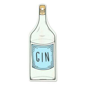 gin flasche schneidebrett glas lustig tonic cocktail. Black Bedroom Furniture Sets. Home Design Ideas