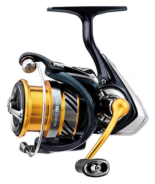 19RVLT3000CXH Mulinello Daiwa Revros 3000CXH LT Pesca  Trout spin   Pesca          PP d0401c