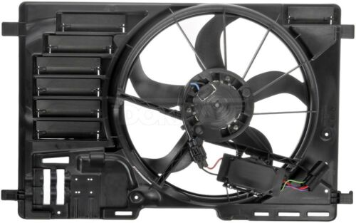 Engine Cooling Fan Assembly fits 2014-2017 Ford Transit Connect  DORMAN OE SOLUT