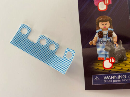 LEGO Movie 2 Collectible MiniFigures Remix Emmet Candy Rapper Dorthy/'s Skirt NEW
