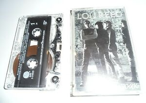 MC-Cassette-LOU-REED-New-York-NO-Velvet-Underground-Glam-Rock