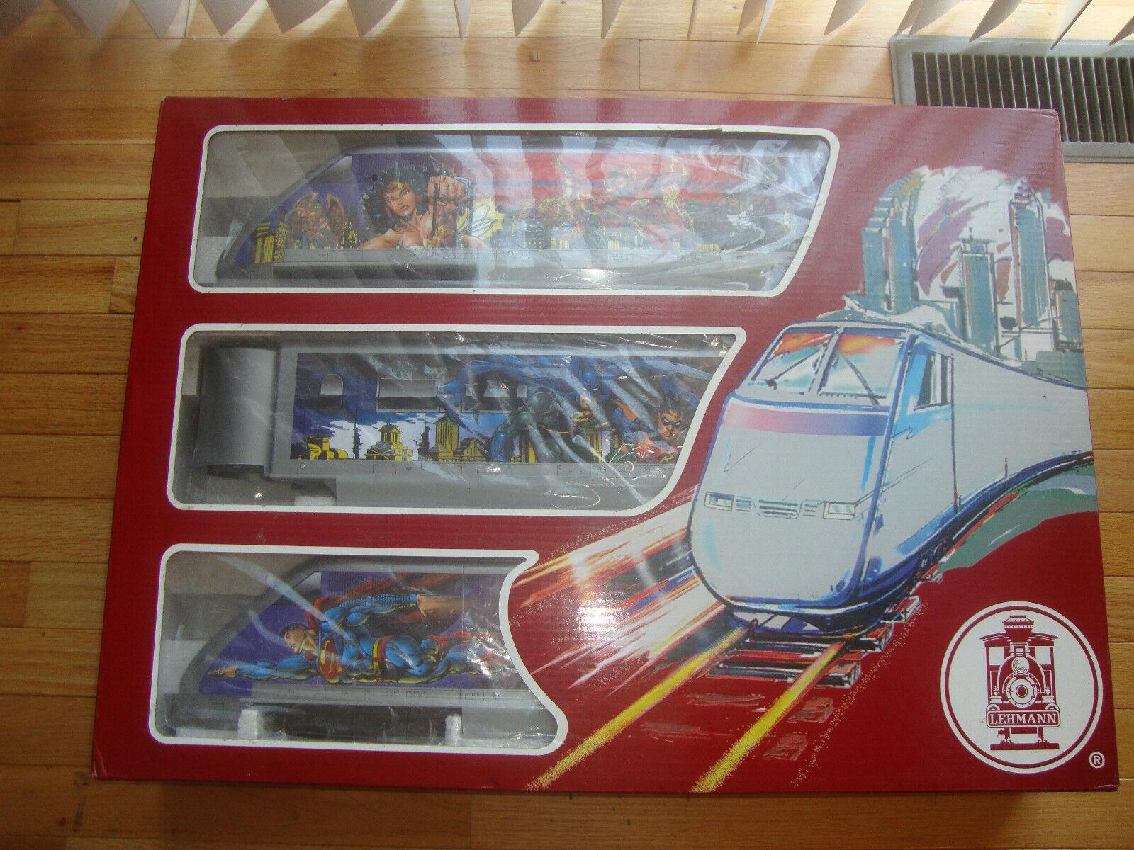 LGB  92950 Super Heroes Train