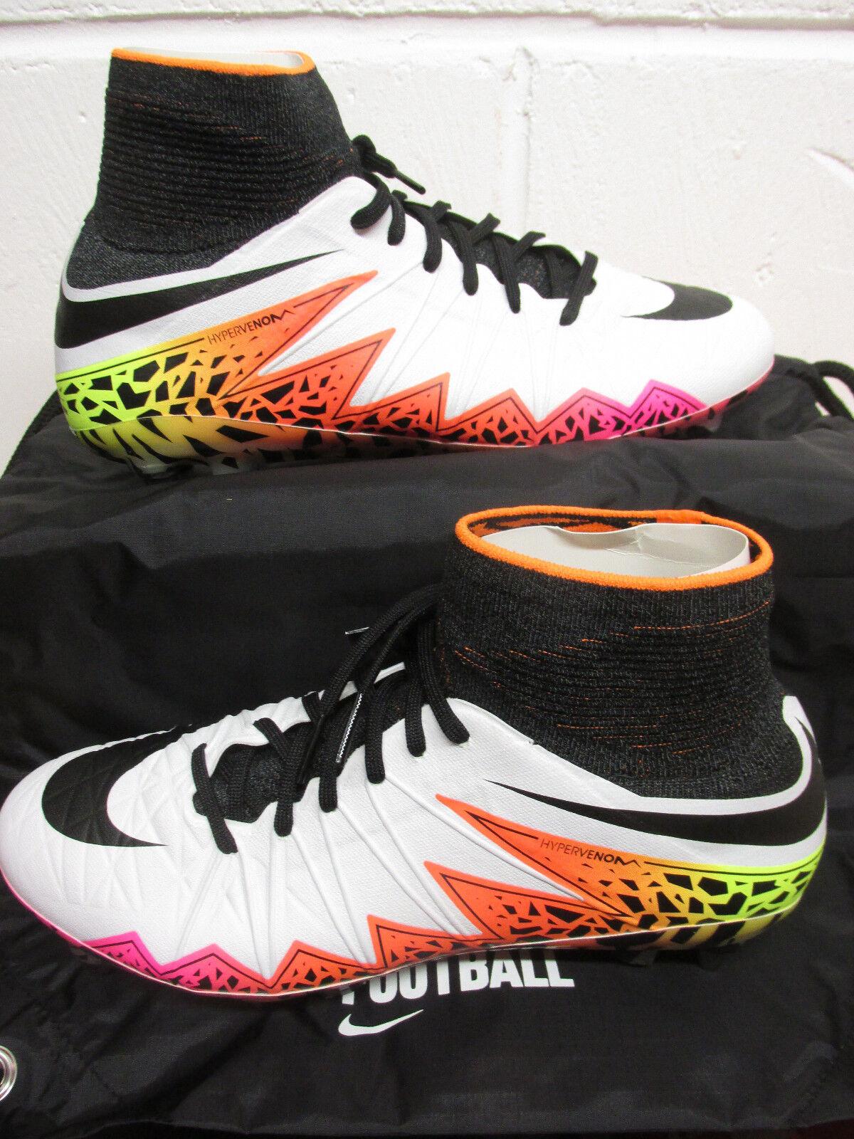 Nike Hypervenom Phantom II SG-Pro Mens Football Boots 747489 109 Soccer Cleats