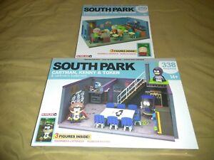 Coon /& Friends 338 Pcs Construction set Cartman/'s Basement New! South Park